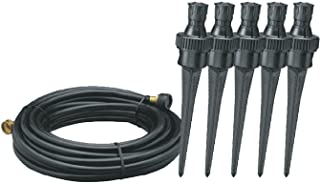 Nelson 851801-1001 rain scapes Watering System, Black