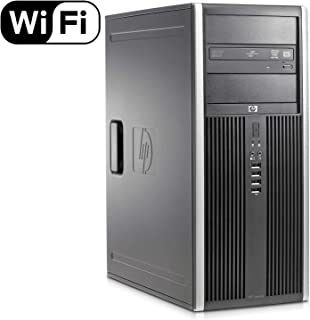 HP Elite 8300 Premium High Performance Business MiniTower Desktop PC, Intel Quad-Core i5-3470 up to 3.6GHz, 8GB DDR3, 120G...