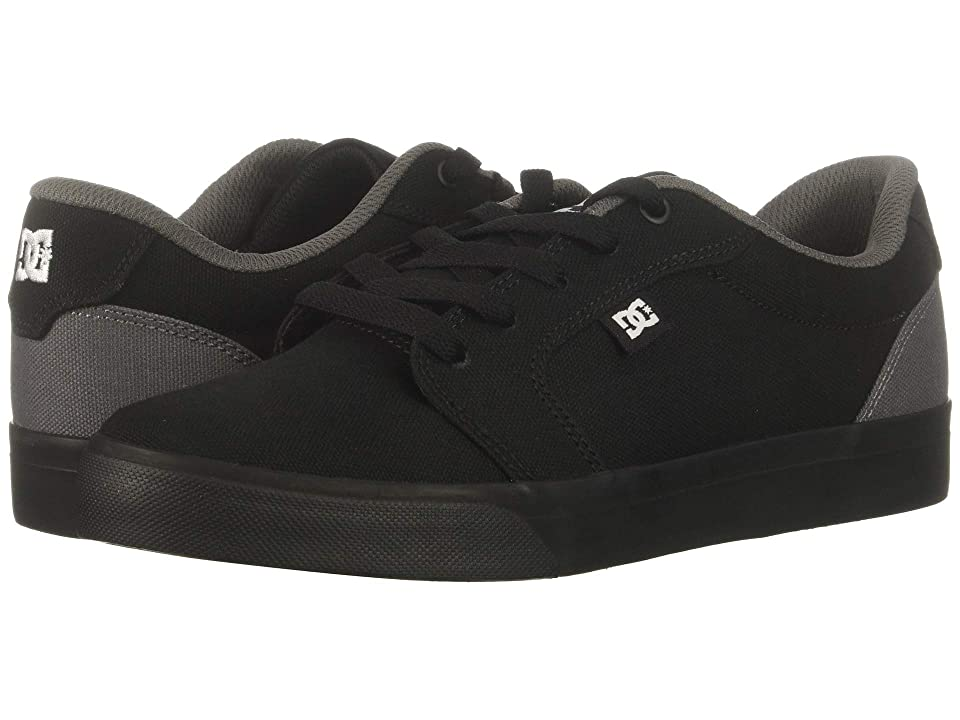 DC Anvil TX (Black/Battleship/Black) Men