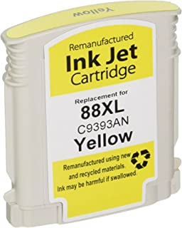 A - Link Systems Compatible Ink Cartridge Replacement for HP C9393A ( Yellow , 1-Pack )