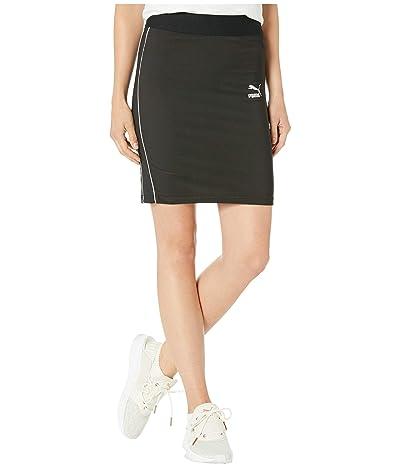 PUMA Classics Rib Skirt (PUMA Black 2) Women
