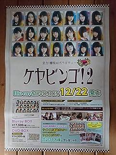 欅坂46 全力欅坂46バラエティー ケヤビンゴ2 ポスター B2サイズ