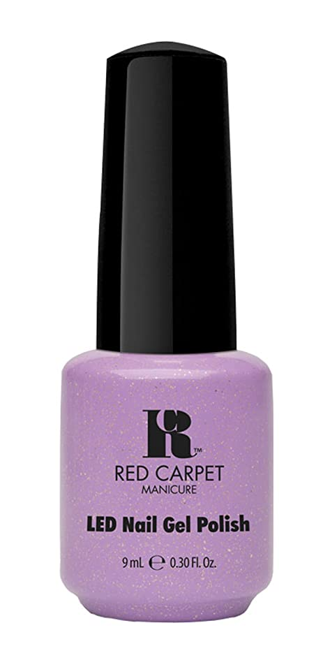 トーナメント備品羽Red Carpet Manicure - LED Nail Gel Polish - Royal Transformations - 0.3oz / 9ml
