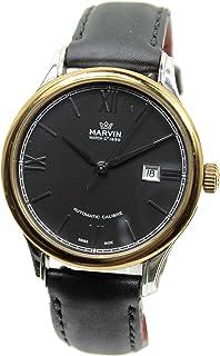 [マーヴィン]MARVIN 腕時計 マルトン160 自動巻き デイト メンズ M117-33[中古品] [並行輸入品]