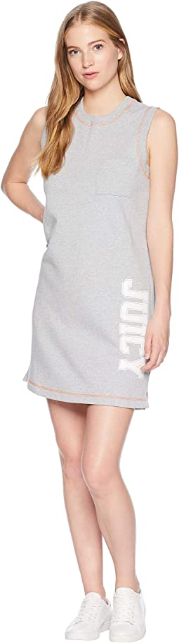 Juicy Logo Terry Tank Dress