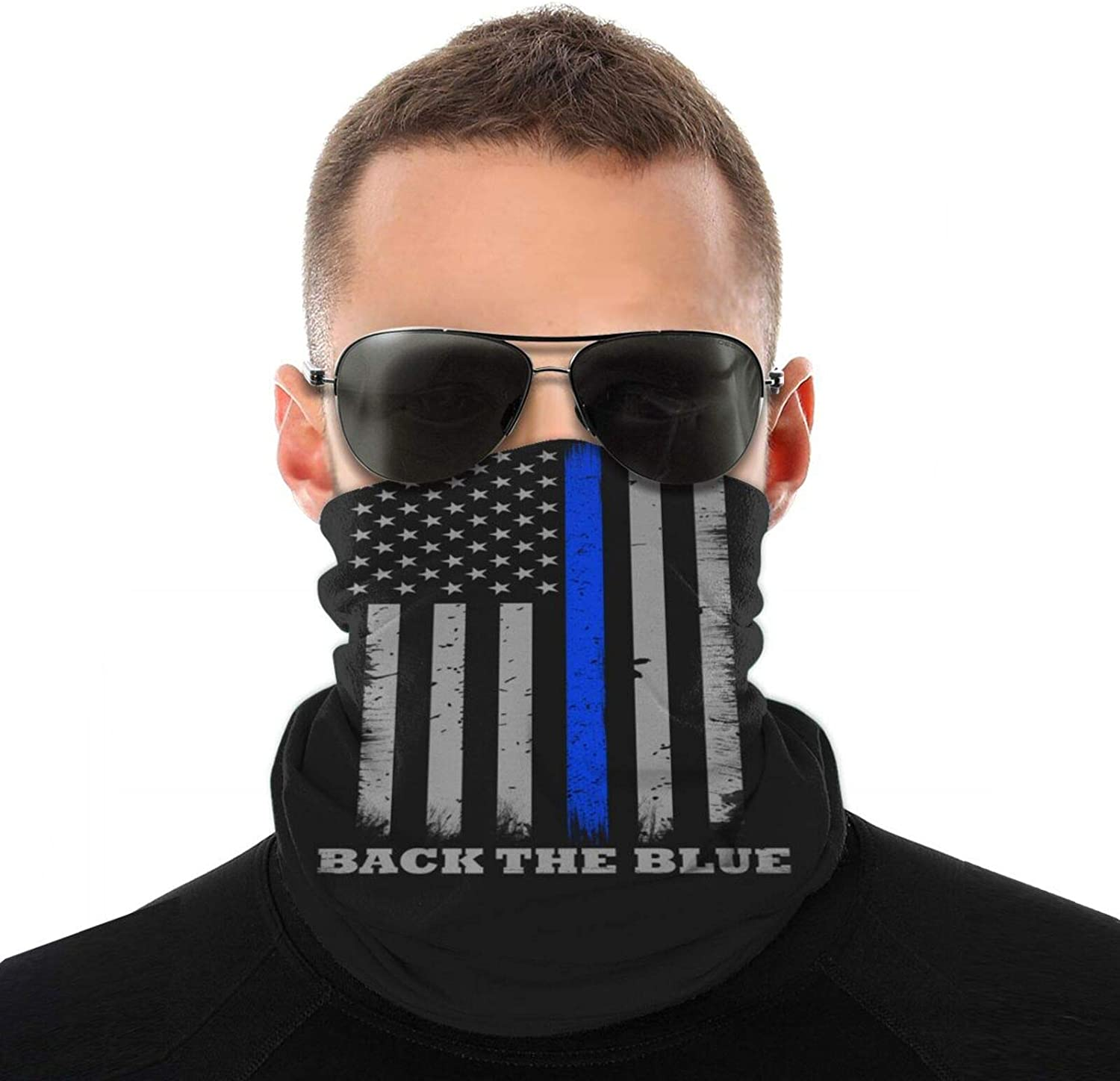 Details about  /Neck Cover Snood Scarf Bandana Bicycle Sports Face Protection Multiple Wearing