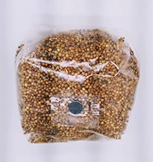 BetterFungi 3 Lb Sterilized Grain Bag with Injection Port (Milo) - Make Your Own Master Grain Spawn
