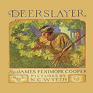 "Buyenlarge 0-587-22364-2-G1827 'Deerslayer' Giclee Fine Art Print, 18"" x 27"""