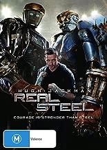 Real Steel | Hugh Jackman | NON-USA Format | PAL Region 4 Australia