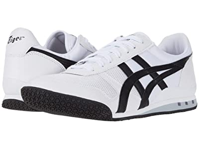Onitsuka Tiger Ultimate 81(r) (White/Black 2) Classic Shoes