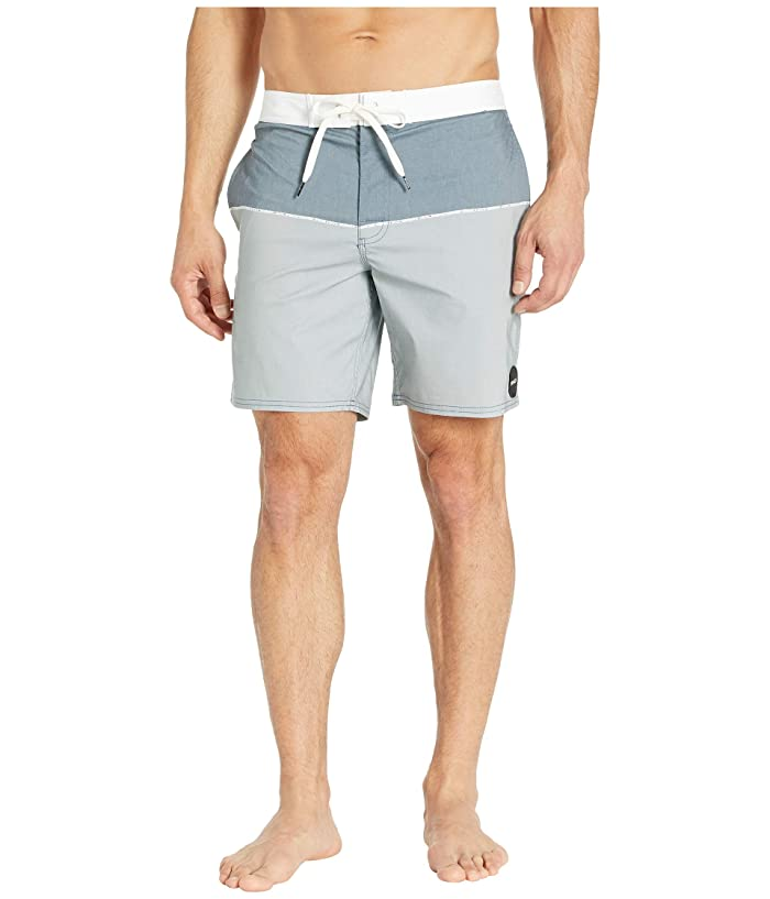 RVCA Spits Trunks (Federal Blue) Men