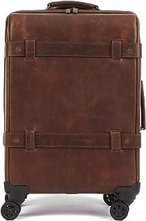 Moore & Giles Parker Carry-On Suitcase (Baldwin Oak)