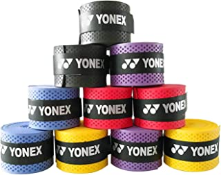 Baseball Racket Replacement Cover Wrap Tape, Self-Adhesive Handle Overgrip Tapes and Anti-slip Absorb Moisture, Squash Racket, Short Net Shot, Badminton, Pickleball Racket, Baseball Bat Handle,10pcs