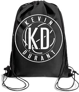 Drawstring Backpack Lightweight Adjustable Basketball Player 35 KD Gym Sack Bag