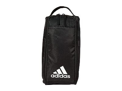 adidas Stadium II Team Shoe Bag (Black) Bags