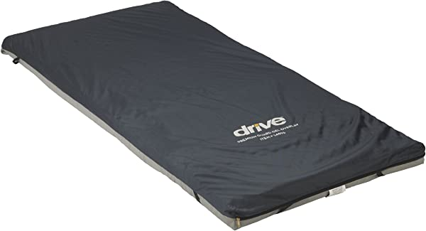 Drive Medical Premium Guard Gel Mattress Overlay 3 5 X34 X76