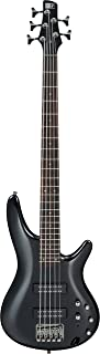 $399 » Ibanez SR305E 5-String Bass Guitar (Iron Pewter)