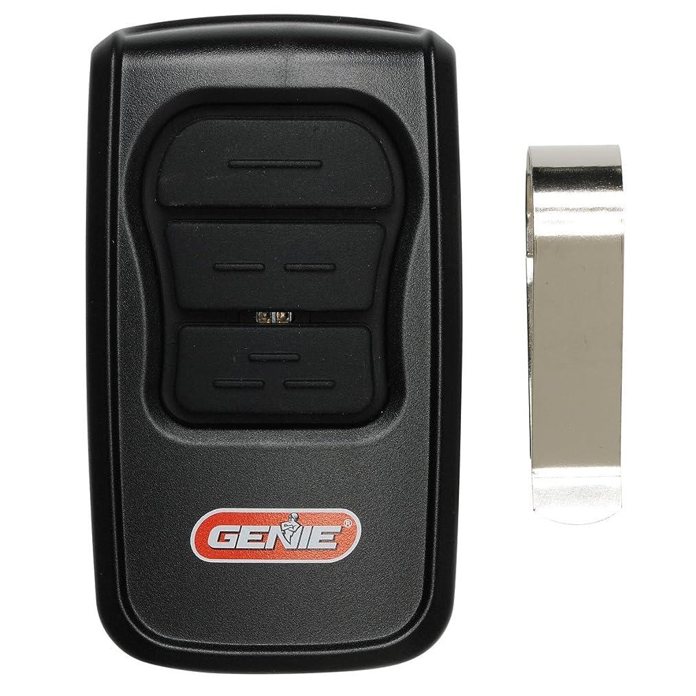 手を差し伸べる一次商品Genieマスター3ボタンリモート制御のためのUp To 3?GenieガレージドアOpeners?–?モデルgm3t-r