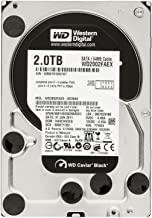 WESTERN DIGITAL 2TB CAVIAR SATA 6GB/S 7.2K RPM / WD2002FAEX /