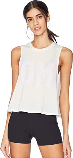 Om Active Crop Tank Top