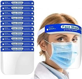 Face Shield 1000PCS- Plastic Face Shield Safety Face Shield Full Face Shield BiuBuy