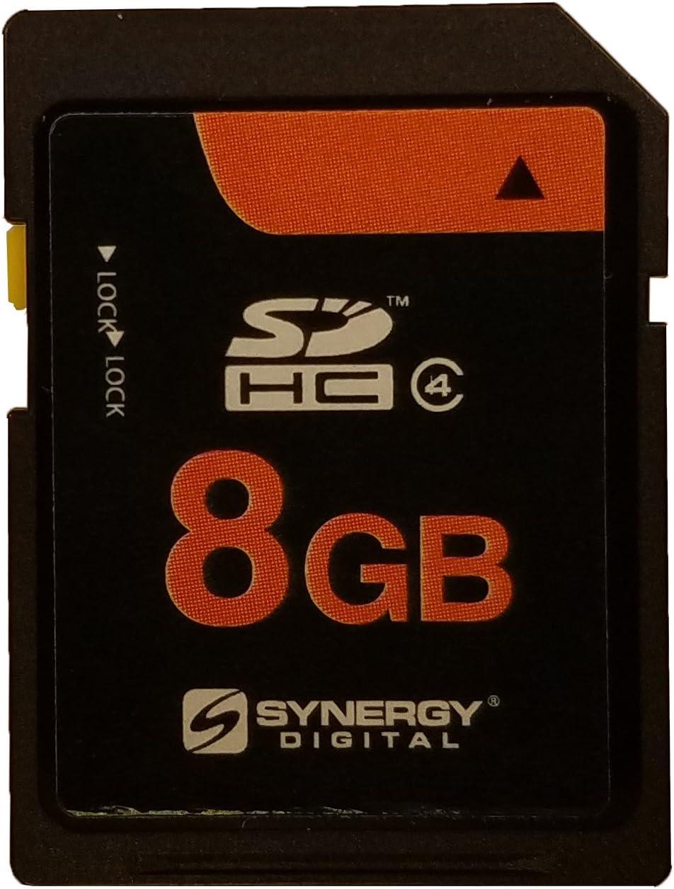 Kodak EASYSHARE C703 Digital Camera Memory Card 8GB Secure Digital High Capacity (SDHC) Memory Card
