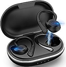 Muzili Bluetooth 5.0 Kopfhörer Sport[2021 Neuestes Modell] Kopfhörer Sport Joggen IPX7..