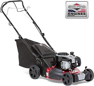 """Sprint 460SP: cortacésped de Gasolina autopropulsado de Empuje de 18""""/46cm con Motor Briggs & Stratton 500E Series, Rojo ..."""