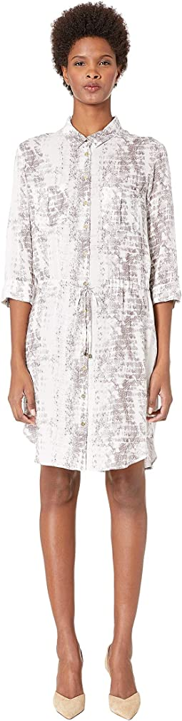 Alhambra Mini Shirtdress