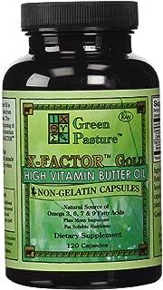 green pasture high vitamin butter oil