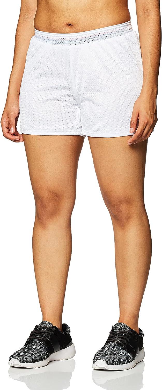 Champion Womens Mesh Shorts 7791 of Ranking TOP8 -White-XL Max 89% OFF 2 Set
