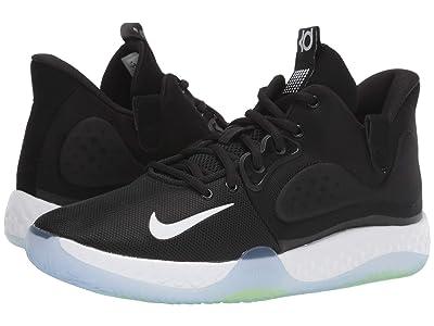 Nike KD Trey 5 VII (Black/White/Cool Grey/Volt) Men