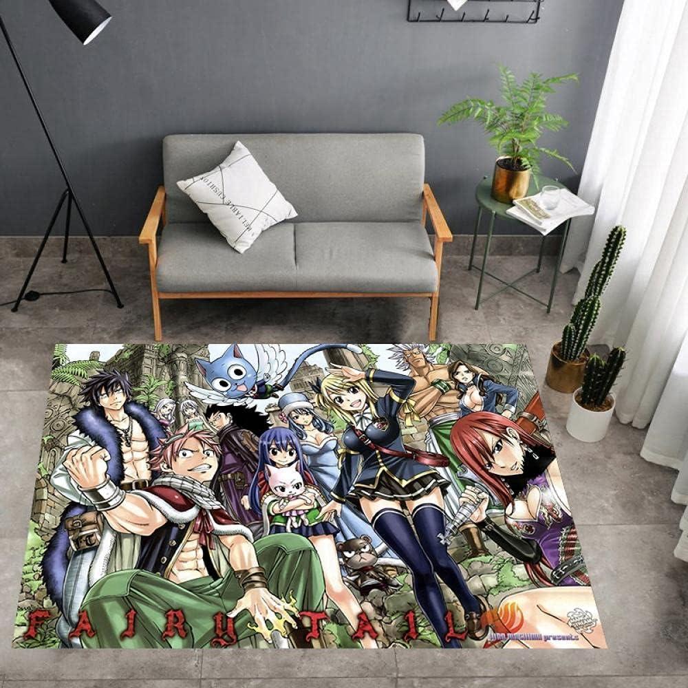 Fairy Tail Anime Carpet Peripheral Rug Bedroom Rugs New arrival Floor trust