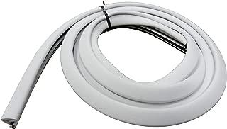 M-D Building Products 91890 M-D Platinum Replacement Door Jamb Weather-Strip, White