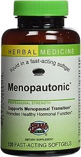 Herbs Etc. – Menopautonic Alcohol Free - 120 Softgels