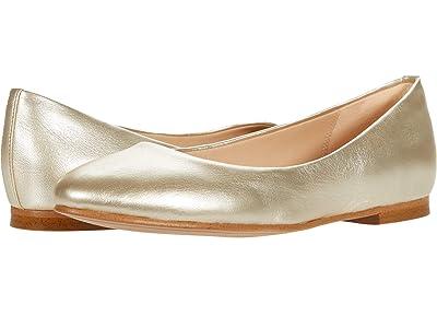 Clarks Grace Piper (Gold Metallic) Women