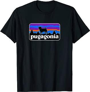 Pugagonia Pug Dog Shirt Funny Dog T-Shirt