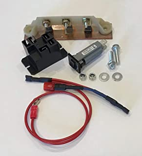 Traktronix Club Car PowerDrive Battery Charger Repair Kit Golf Cart 48V 17930