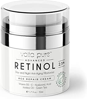 Voilà pure Advanced 2.5% Retinol Cream Anti-Aging