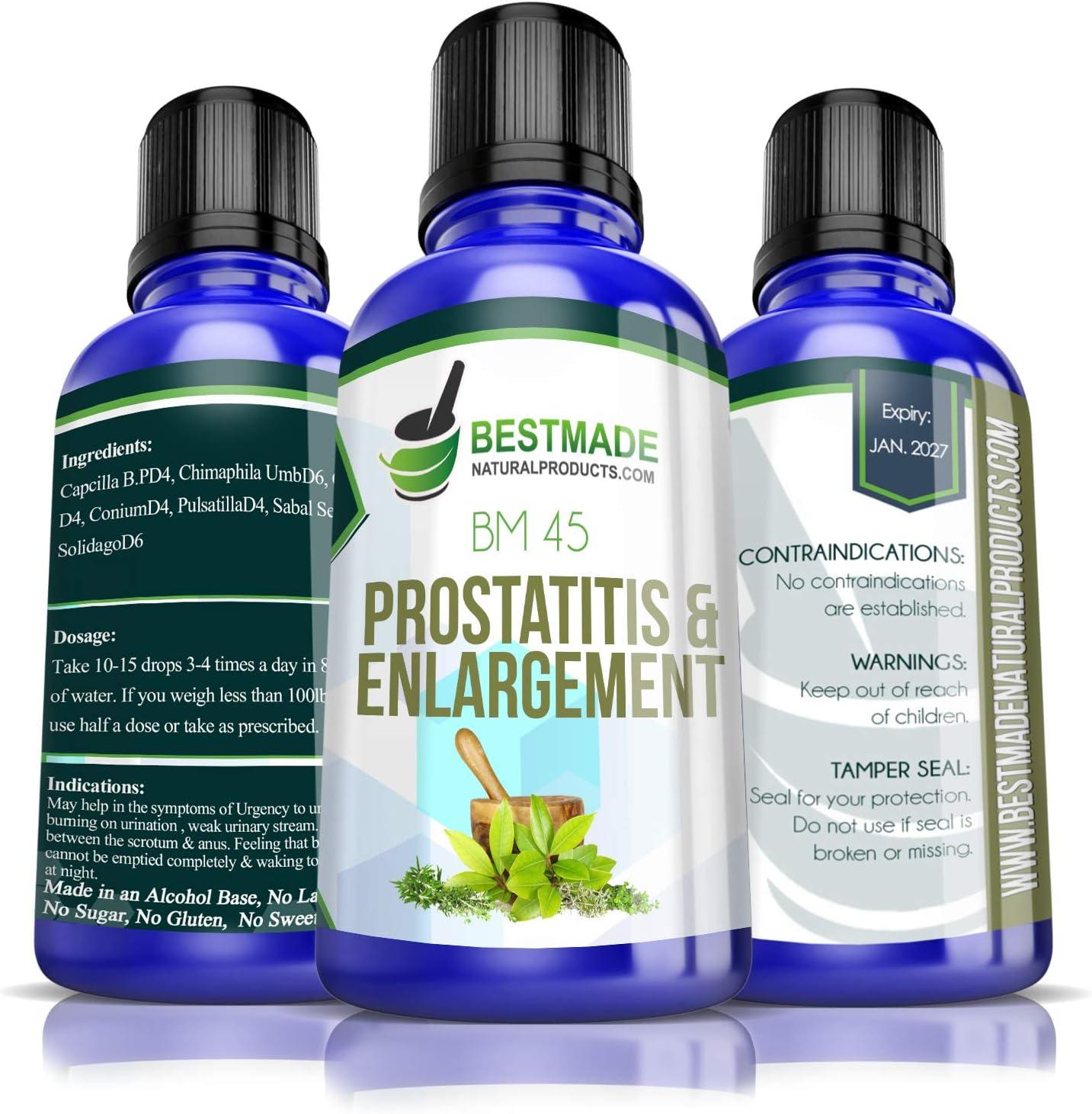 Prostatit elieve Antigén prosztatitis