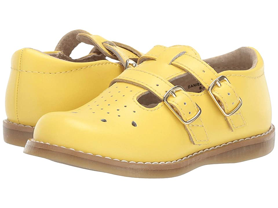 FootMates Danielle 3 (Infant/Toddler/Little Kid) (Sunbeam) Girls Shoes