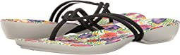 Crocs Isabella Graphic Flip