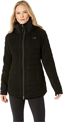 TNF Black Heather 1