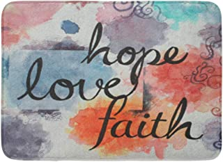 hope in cursive
