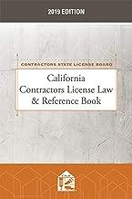 contractor license book
