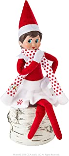 Elf on The Shelf Snowflake Skirt & Scarf