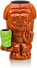 Geeki Tikis Star Wars Rancor & Oola Mugs | Official Star Wars Collectible Tiki Style Mug Set | Includes A 45-Ounce Rancor ...