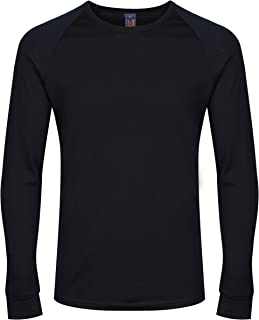 Brass Monkeys - 100% Merino Wool Long Sleeve Base Layer - Made in New Zealand