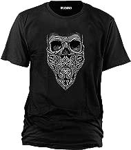 Wolkenbruch® T-shirt Bandana doodskop schedel maat...