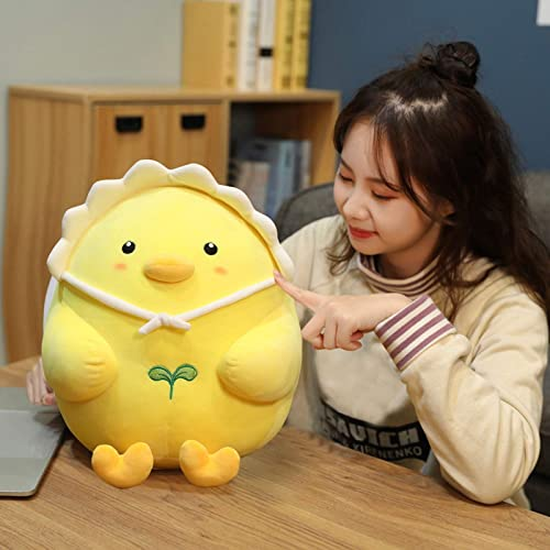 """discount Baby Chick Stuffed Animal popular Toy Doll Soft Hugging Pillow Toy Yellow Chicken Soft Throw outlet online sale Pillow Plush Toy Home Sofa Decoration Gifts for Valentine's Gift, Christmas, 9"""" outlet sale"""